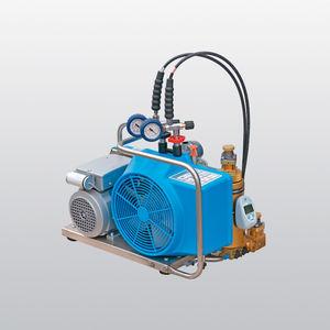 Atemluftkompressor / mobil / elektrisch / Benzinbetrieben