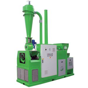 Recyclinganlage für Elektrokabel
