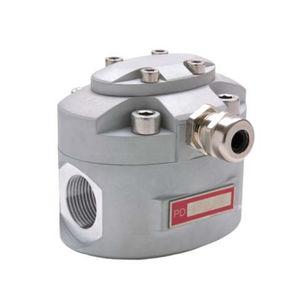 Ovalrad-Durchflussmesser / für Wasser / für Öl / kompakt
