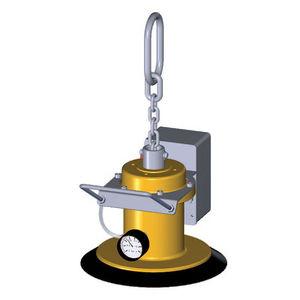 Vakuum-Hebegerät / für flache Werkstücke / für Blech / für Marmor / für Fässer