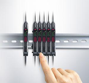 faseroptischer Verstärker / Signal / digital / Hochleistung