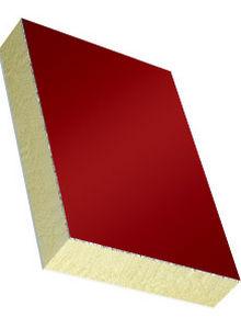 Polyurethan-Kern-Sandwichplatte / PVC-Deckplatte