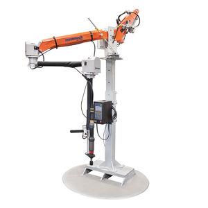 pneumatischer Manipulatorarm / mit Greifsystem / für Krane / ergonomisch