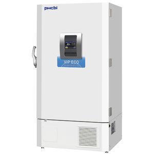 Laborgefrierschrank / für pharmazeutische Anwendung / vertikal / Ultra-Niedrigtemperatur