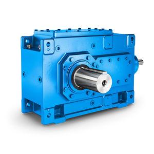 Kegelradgetriebe / Schneckenzahnrad / Winkelumlenkung / > 10 kNm