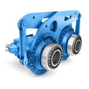 Getriebe mit Planetenbewegung / Winkelumlenkung / > 10 kNm / Hochdrehmoment