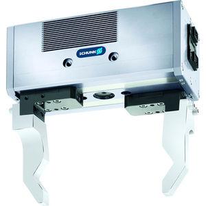 Elektrogreifer / parallel / 2 Backen / für große Teile
