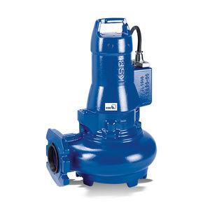 Abwasserpumpe / für Chemikalien / elektrisch / selbstansaugend