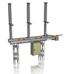 Hochspannungs-Lasttrennschalter / Außen