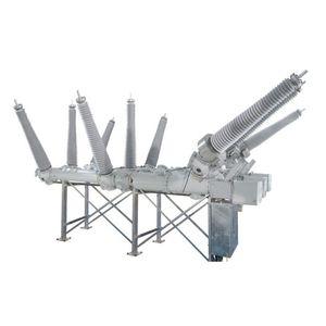 Primär-Schaltanlage / Hochspannung / hybrid / für Verteiler