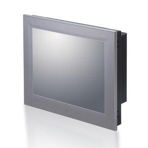 Panel-PC / LCD / mit resistivem 5-Draht-Touchscreen / 12