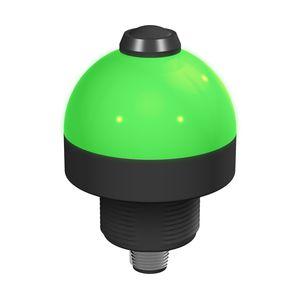beleuchteter Drucktaster / mit Meldeleuchte / IP67