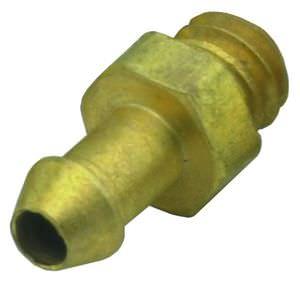 geriffelter Anschluss / gerade / pneumatisch / kompakt