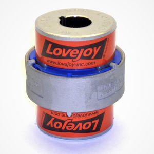elastische Wellenkupplung / Pin und Buchse