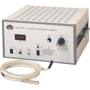 LCD-Voltmeter / digital / tragbar / DC