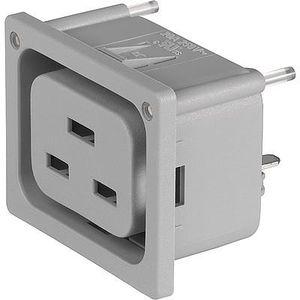 Stromversorgungs-Steckverbinder