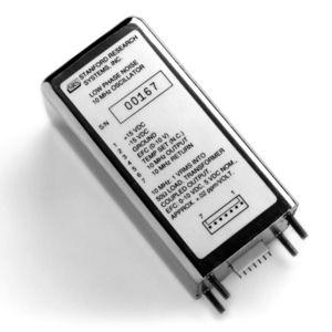 Quarzoszillator / elektronisch / plug-in