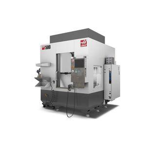 CNC-Fräsmaschine / 5-Achs / universell / mit mobilem Tisch / für Stahl