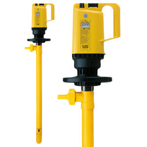 Pumpe für Säure / für Laugen / elektrisch / Eintauch