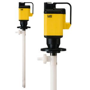 Pumpe für Säure / elektrisch / Eintauch / zentrifugal