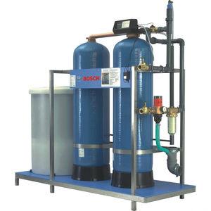 Wasserreinigungseinheit mit Ionenaustauscher
