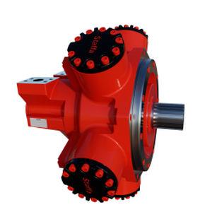 Radialkolben-Hydraulikmotor