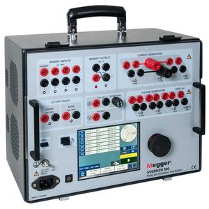 Testsystem für Stromnetz