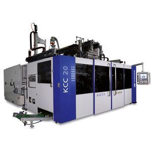 Extrusionsblasformmaschine