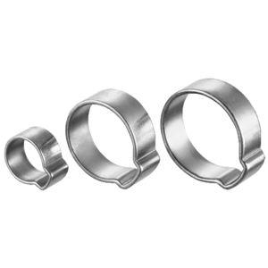 Schlauchschelle / verzinkter Stahl