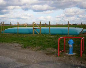 Wasserspeicherbehälter