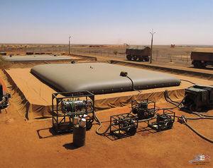 Kohlenwasserstoff-Lager-Behälter / Öl / Kraftstoff / Polyamid