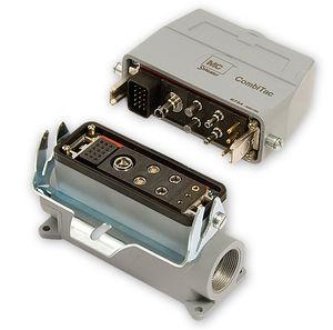 Schnellkupplung / pneumatisch / Mehrfach-Kupplung
