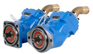 Kolben-Plunger-Hydraulikpumpe