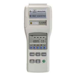 Spannungstester / innerer Widerstand / Batterie / digital