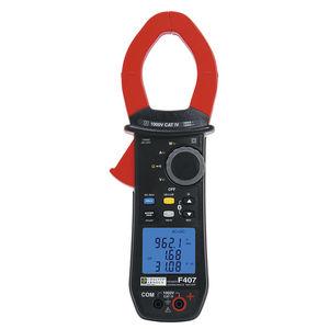digitales Stromzangen-Multimeter / tragbar / 1000 V / 1000 A