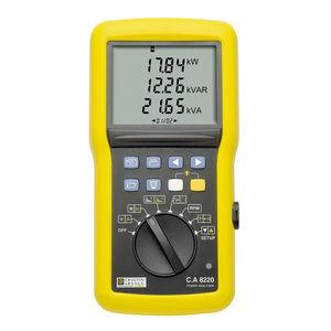 Multimeter-Leistungsmessgerät / Wirkleistung / Blindleistung / Scheinleistung