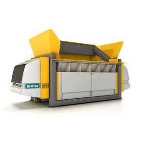 Müllzerkleinerer und -brecher / Primär