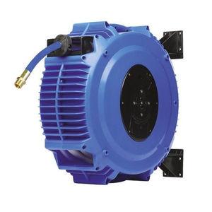 Aufwickler für Rohre / einziehbar / wandmontiert / für Wasser