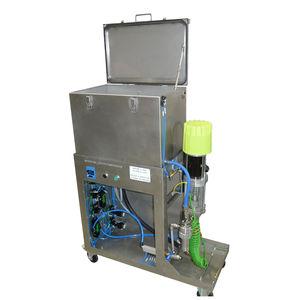 automatische Waschanlage