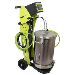 manueller Pulverbeschichtungsmaschine