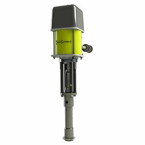 Zweikugel-Kolben-Pumpe