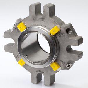 Patronengleitringdichtung / Federdruck / für Pumpen / für korrosive Flüssigkeiten
