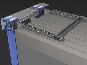 Transfersystem für Pressen / Umschlag / für Industrieanwendungen / Positionierung