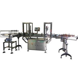 halbautomatische Füll- und Versiegelmaschine