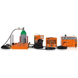 kompaktes SF6-Gas-Servicegerät