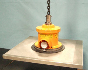 Vakuum-Hebegerät / für Glasplatten / für flache Werkstücke / für Blech / für Steinplatten