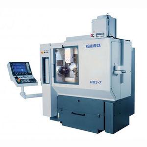 modulares CNC-Bearbeitungszentrum / 7-Achs / universell / für Kunststoff