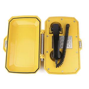 wasserdichtes Telefon / analog / SIP / PoE