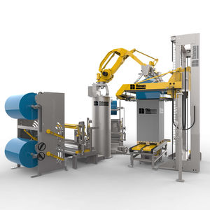Roboter-Haubenmaschine