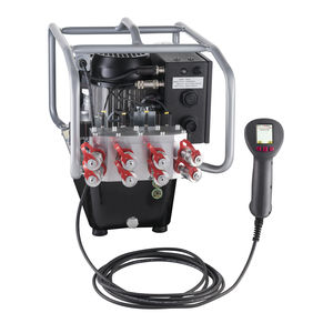 Hydraulikaggregat mit Elektroantrieb